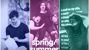 Hub Acting Spring/ Summer 2019  Workshops Launch